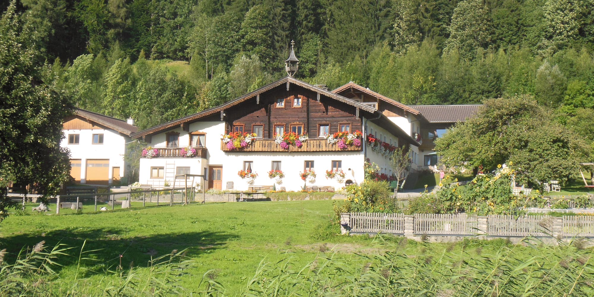 Sinnhubbauer farm in Altenmarkt